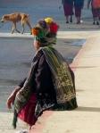 traditional traje in Nebaj